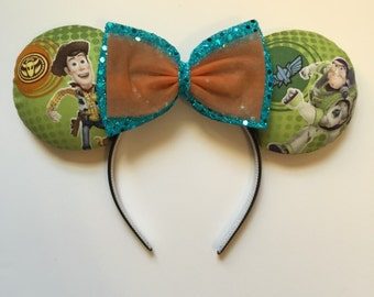 Toy Story ears headband