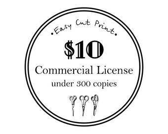 Commercial license for Small Business (up to 300 copies)