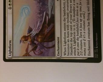 MTG card magic 2015 LIGHTFORM enchantment