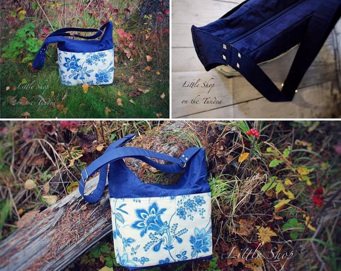 Snazzy Slouch Handbag - Chris W Designs