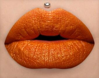 Twisted -  Bright Yellow Orange Lipstick