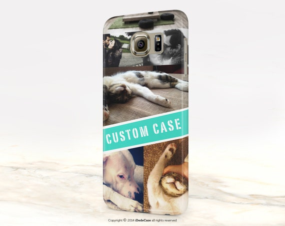 Samsung Galaxy S8 Case Custom Samsung S8 Plus Case Custom Note 7 Case Make Your Own Personalized Samsung Galaxy S7 Edge Case Personalized