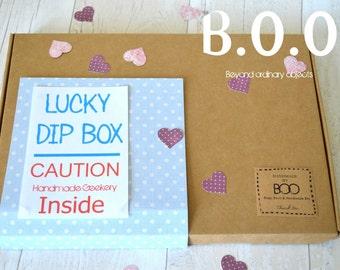 Little Bows Lucky Dip Box - Superhero
