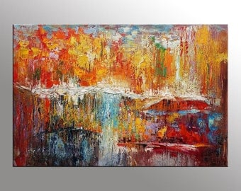 Large Art, Original Wall Art, Canvas Painting, Original Abstract Art, Acrylic Painting, Abstract Wall Art, Abstract Painting, Oil Painting