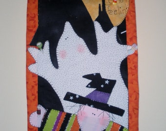 CANDY CRAVING FRIENDS Wall Hanging
