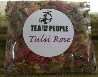 TULSI ROSE herbal tea