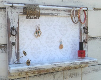 Jewelry Holder, Jewelry Organizer,  jewelry display, jewelry rack