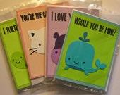 Midget valentines card services Banged