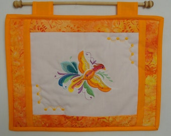 Flying Bird Wall Hanging
