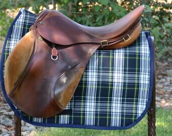 Dress Gordon Saddle Pad and Cover Set