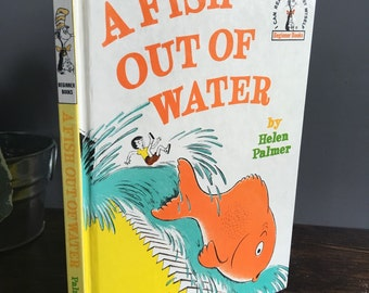 A Fish Out of Water by Helen Palmer / P.D. Eastman Beginner Book