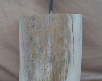 Large Chunky Yorkshire Coast Driftwood Log lamp, Table or Bedside Lamp Bespoke  DWL2