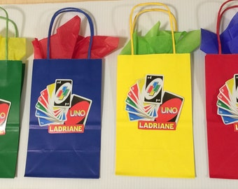 UNO party bags (12)