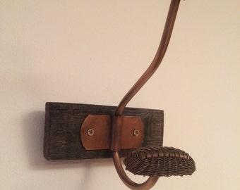 Whisky stave coat hook (item 161)