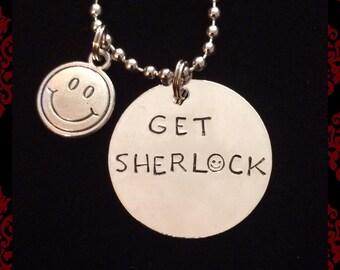 Sherlock Get Sherlock necklace
