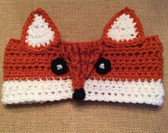 Fox Headband/Earwarmer