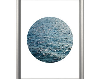Instant Download Printable Art, Sea Print, Sea Art, Sea Photography, Wall Art, Nature Art, Mediterranean Seascape, Nature Photography
