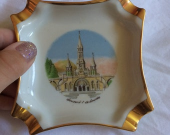 VINTAGE! Limoges authentique plate