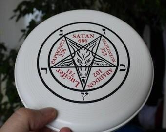 Satanic Frisbee