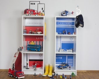 ikea kallax expedit puppenhaus bauen passendes wandtattoo. Black Bedroom Furniture Sets. Home Design Ideas
