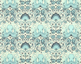 Timeless by Tula Pink - Octo Garden - Fabric by the yard