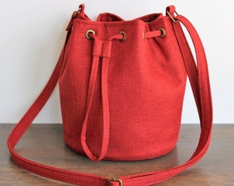 Mini Bucket Bag PDF Pattern