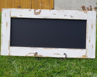 Large Distressed Chalkboard - Chippy Paint