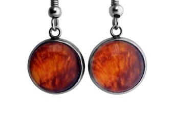 """NASA """"Mars Surface"""" Earrings"""