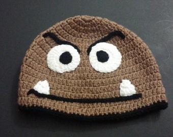 Goomba hat