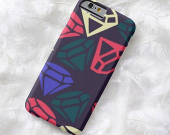 Diamond Print | iPhone Case
