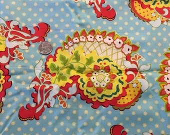 Quilting weight fabric