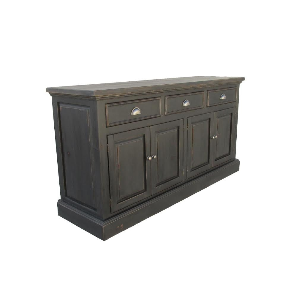 Sideboard Buffet Reclaimed Wood Table Media Console China