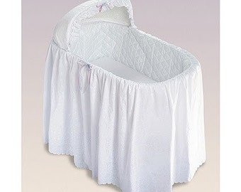 Items Similar To Purple Stripes Crib Set Jersey Baby Bed