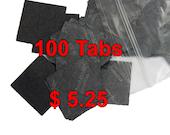 100 Anti-tarnish 3M Tabs, Keeps Jewelry Tarnish Free