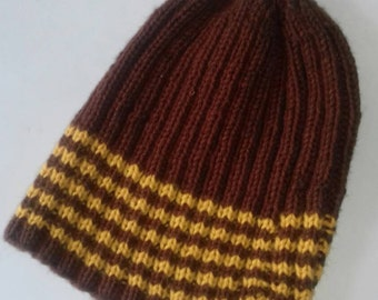 Brown-yellow Cap