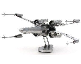 Star Wars X-Wing Fascinations Metal Earth 3D Metal Model Kit