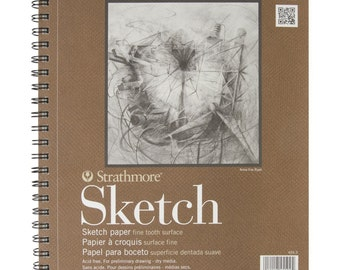 Strathmore Series 400 Sketch Pad 9 in. x 12 in