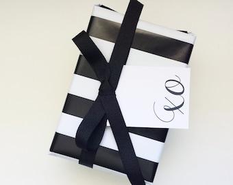 Luxury Linen XO Gift Tags