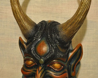 Devilish Grin Mask 2