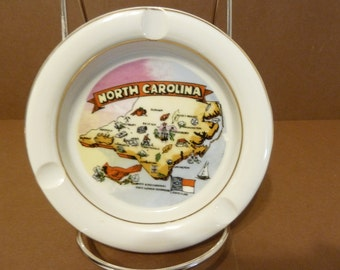 North Carolina, Souvenir, Ash Tray