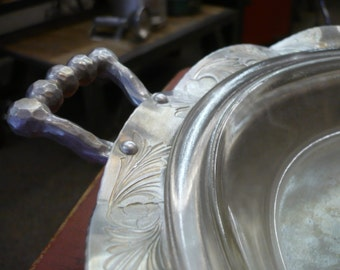 Pyrex Glass Bowl insert with Everlast Forged Aluminum holder