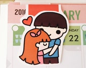 ME & YOU KEENACHI    Bookmark - Cute Magnetic Page marker perfect for Books, planners, journals and notebooks