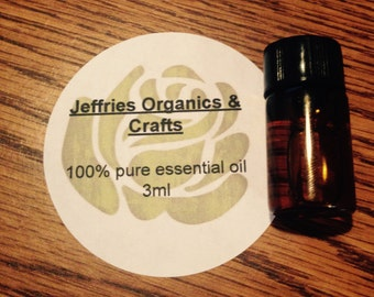 Pure Essential oil 1/4 oz