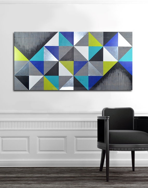 Modern Wall Decor Images : Metal wall art wood modern by