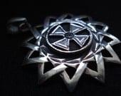 SALE! Star ertsgamma  Silver ertsgamma   Star necklace Amulet Star jewelry pendant ertsgamma Silver 925