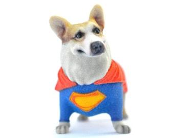 Superman Corgi