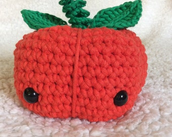 Pumpkin crochet