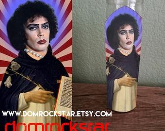 Frank N Furter Saint Candle - Rocky Horror Saint Candle