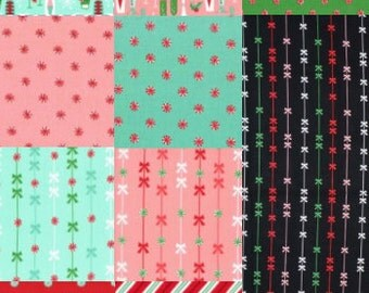 Holiday Party Collection - Fat Quarter Bundle - Michael Miller Fabrics