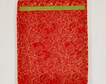 Red Holiday Placemats